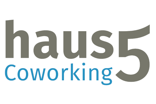 Logo Coworking-Space haus 5
