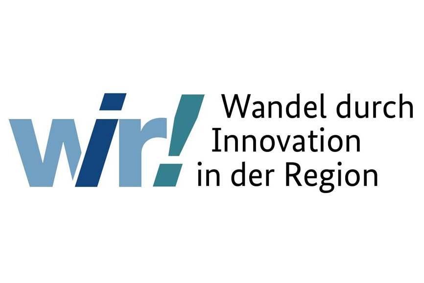 Logo WIR! – Wandel durch Innovation in der Region