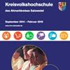 Start des Herbstsemesters 2014/15 an der Kreisvolkshochschule