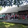 Tanzgruppe Fitschebeen im Freilichtmuseum Diesdorf