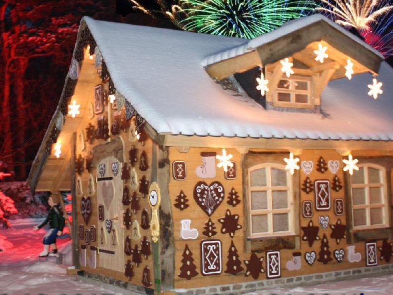 Weihnachtsmarkt Salzwedel.Altmarkkreis Salzwedel Weihnachtszeit Im Märchenpark Duftgarten