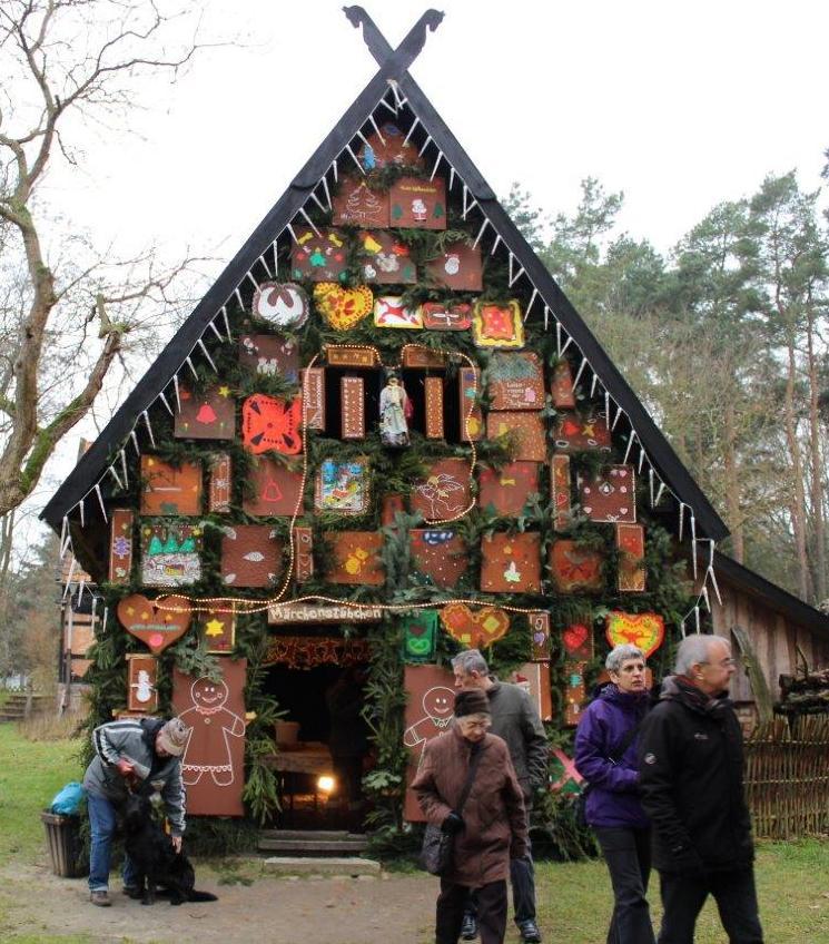 Weihnachtsmarkt Salzwedel.Altmarkkreis Salzwedel Besucherrekord Beim Weihnachtsmarkt