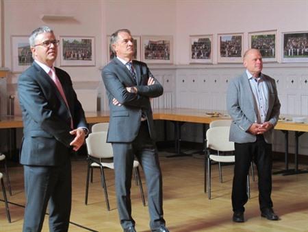 (c) AMK M. Ziche, M. Tullner und C. Borchert (v.l).